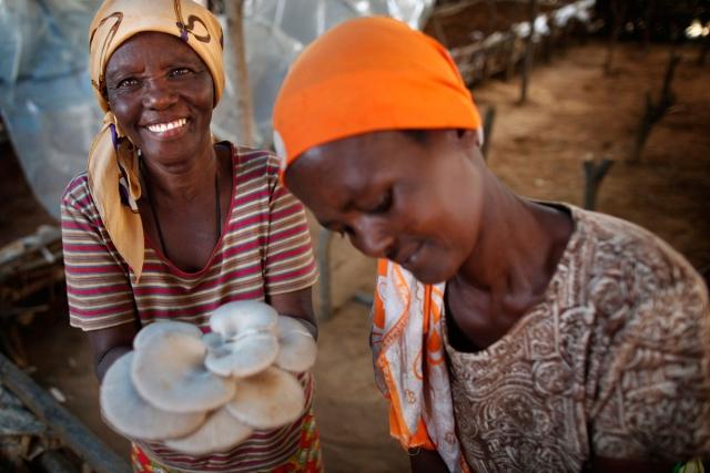 Frauenkooperative Kigali