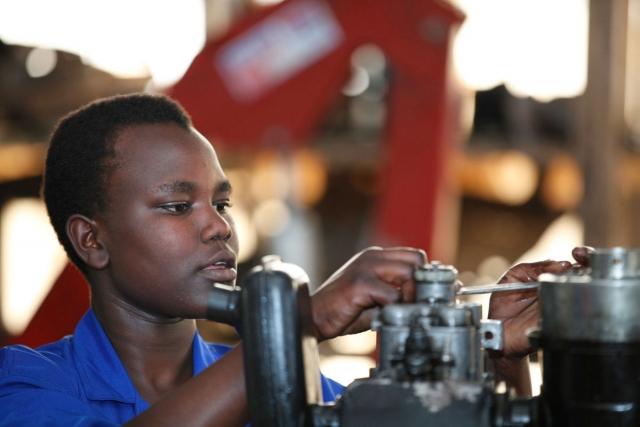 Sekundarschule Kigali
