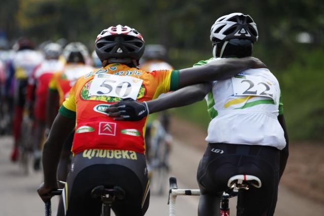 Das legendaere Team Rwanda