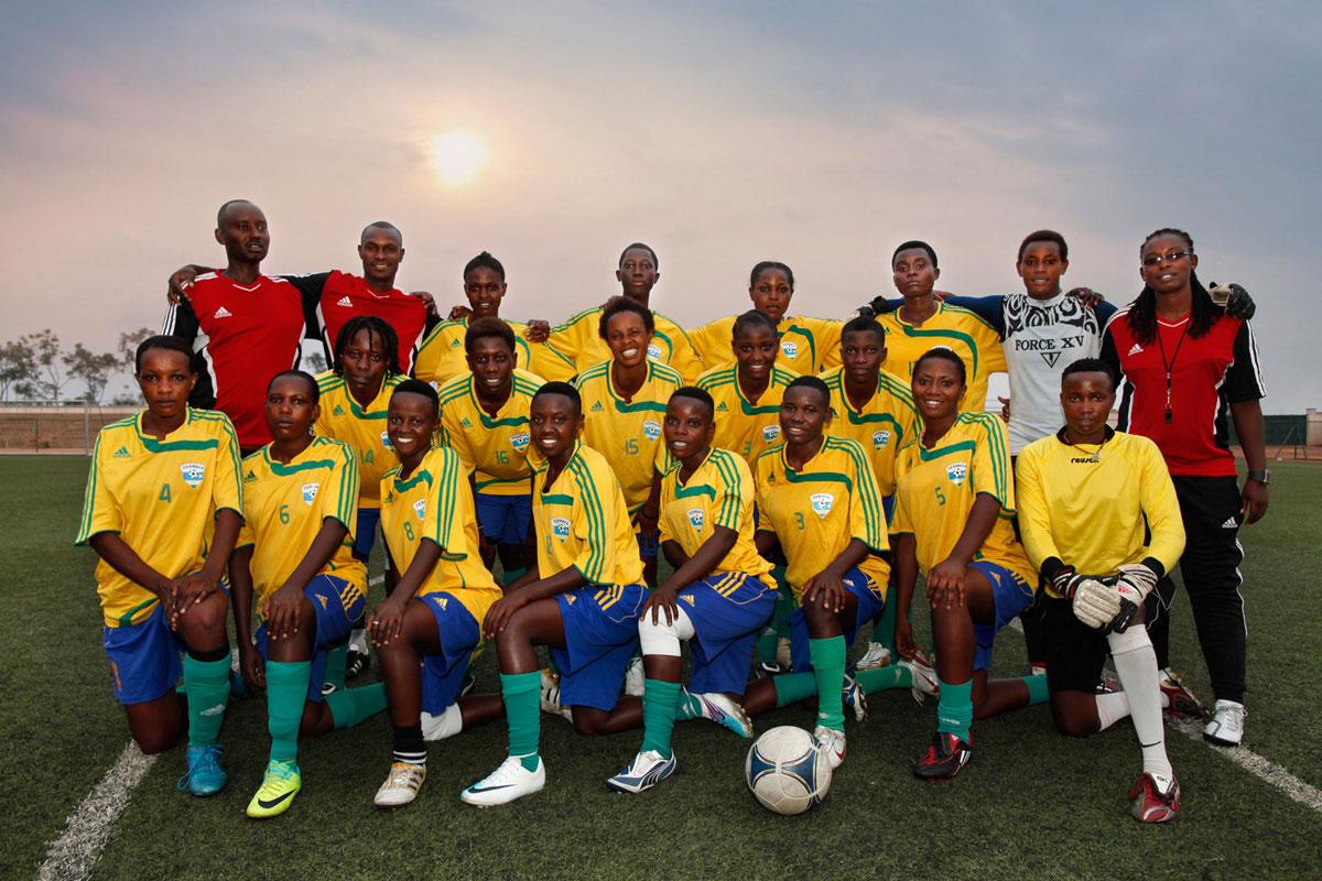 Kigali Soccer Team